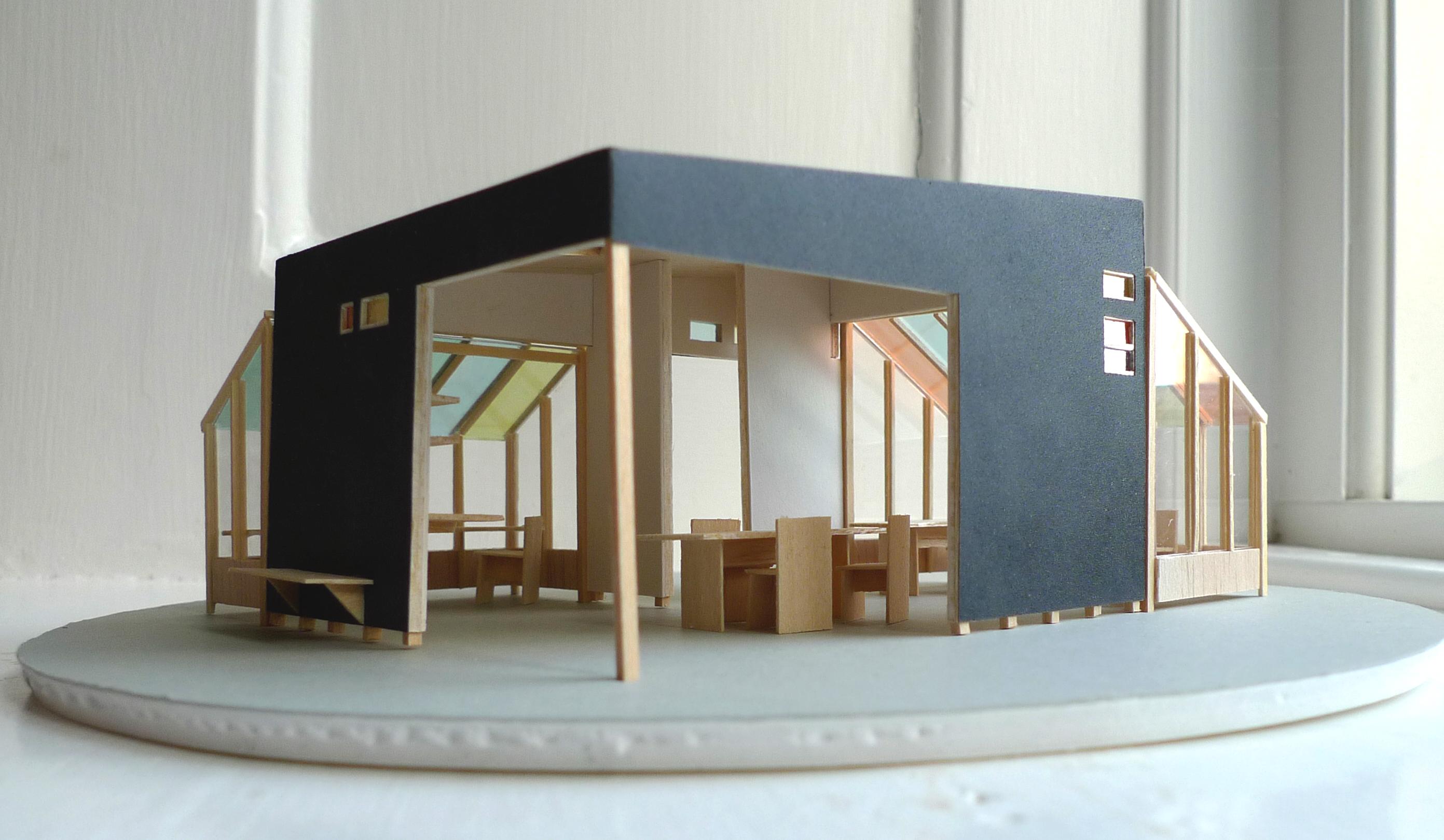 BRISTOL model shelter